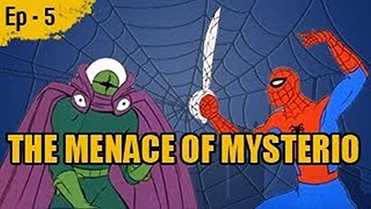 Movie trailer free download The Menace of Mysterio Canada [1920x1200]