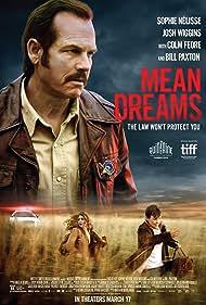 Bill Paxton, Colm Feore, Sophie Nélisse, and Josh Wiggins in Mean Dreams (2016)
