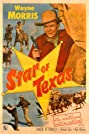 Star of Texas (1953) Poster