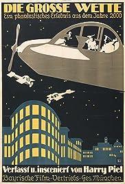 Die große Wette Poster