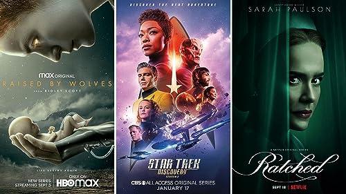 September 2020 TV and Streaming Calendar list