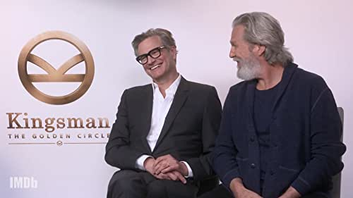 'Kingsman: The Golden Circle' Stars Interview One Another