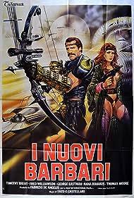 I nuovi barbari (1984) Poster - Movie Forum, Cast, Reviews