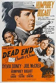 Humphrey Bogart, Joel McCrea, Sylvia Sidney, and Claire Trevor in Dead End (1937)