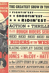Primary photo for Riders of the West