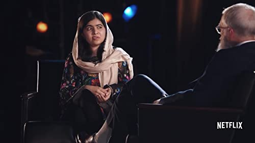 My Next Guest Needs No Introduction with David Letterman: Malala Yousafzai