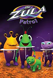 The Zula Patrol Poster