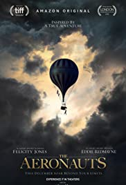 Watch Full HD Movie The Aeronauts (2019)