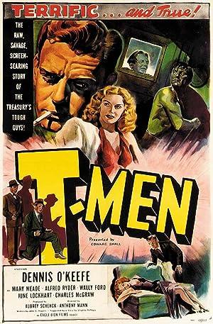 Where to stream T-Men