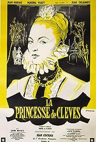 Marina Vlady in La princesse de Clèves (1961)