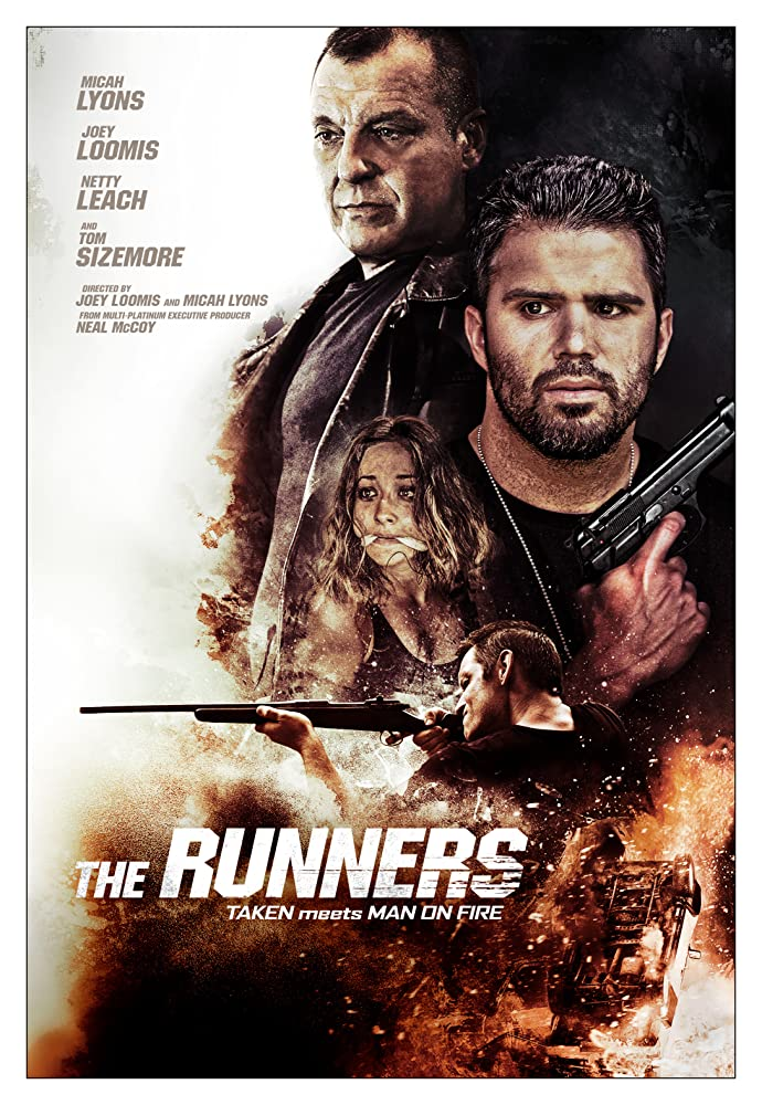 The Runners 2020 English Movie 300MB HDRip 480p Download
