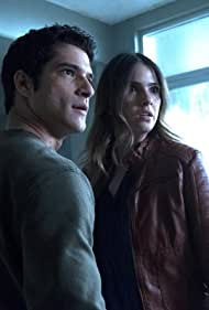 Tyler Posey and Shelley Hennig in Teen Wolf (2011)