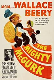 Wallace Beery, Dean Stockwell, and Dorothy Patrick in The Mighty McGurk (1947)