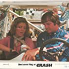 Susan Sarandon and Joe Don Baker in Checkered Flag or Crash (1977)