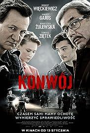 Konwój Poster