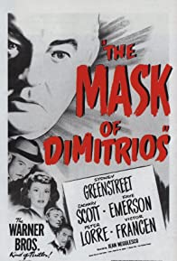 Primary photo for The Mask of Dimitrios
