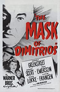 Best sites for free movie downloading The Mask of Dimitrios [HD]