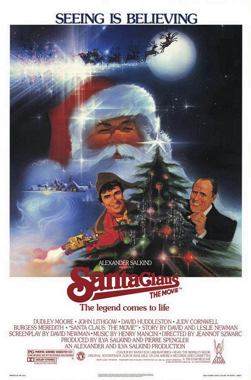 Santa Claus: The Movie 1985 Dual Audio [ Hindi+English] BluRay 350MB