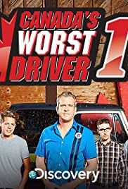 Canada's Worst Driver Poster