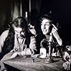 Tod Slaughter and Aubrey Woods in The Greed of William Hart (1948)