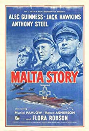 Malta Story (1953) Poster - Movie Forum, Cast, Reviews