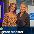 Leighton Meester and Cheryl Hickey in Entertainment Tonight Canada (2005)