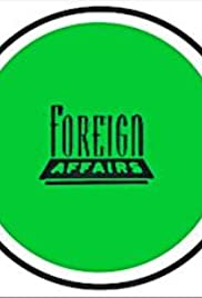 Foreign Affairs Poster