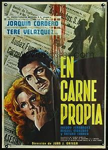 Movies trailer free download En carne propia by Alberto Romero [mov]