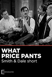 What Price Pants Poster