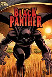 Black Panther Tv Mini Series 2010 Imdb