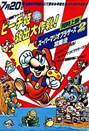 Sûpâ Mario burazâzu: Pîchi-hime kyushutsu dai sakusen! Poster