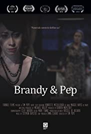 Brandy and Pep Poster