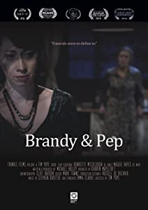 Watching movies websites Brandy and Pep UK [480x640]