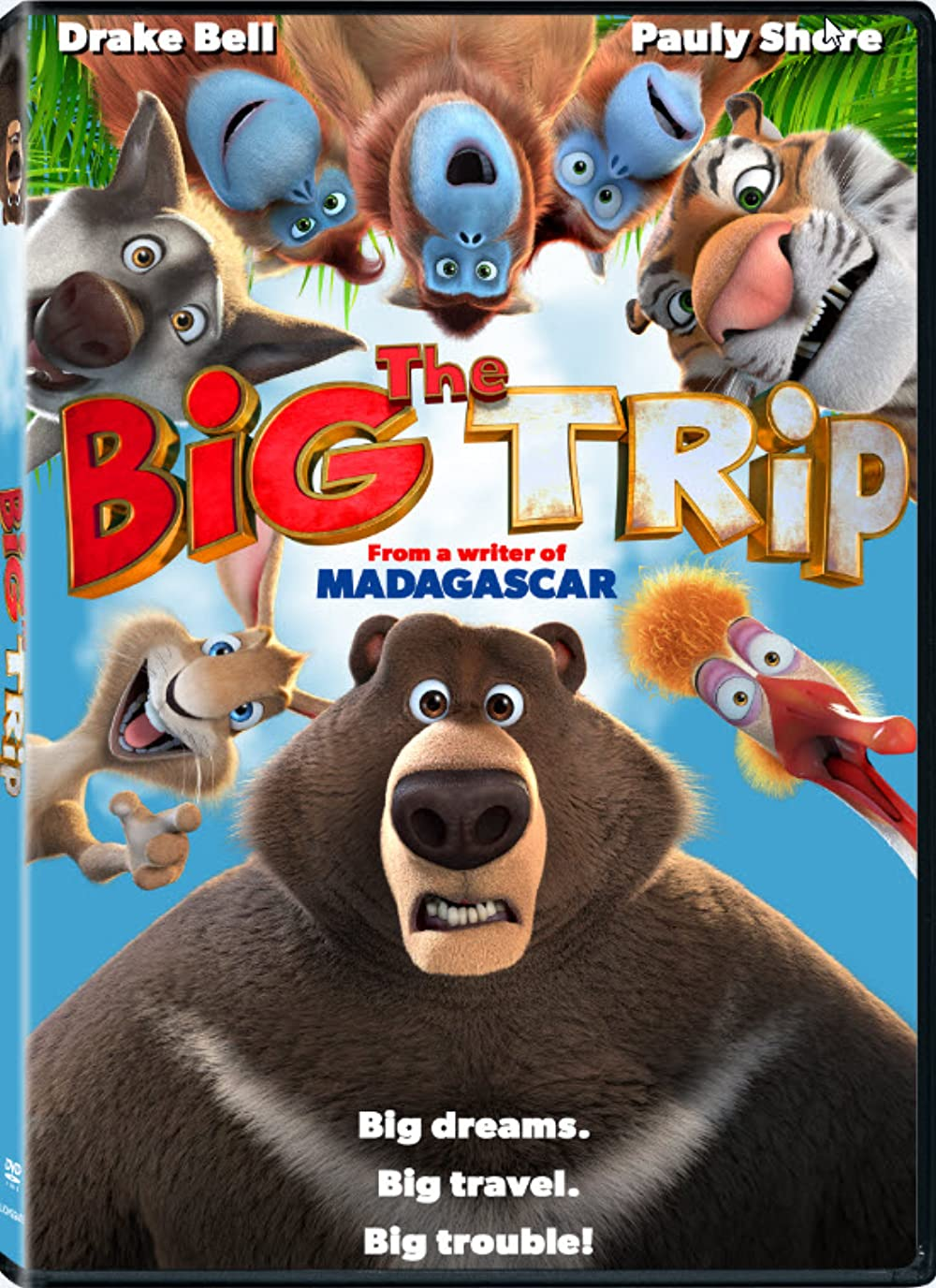 The Big Trip (2019) ORG Hindi Dual Audio 480p BluRay ESubs 300MB