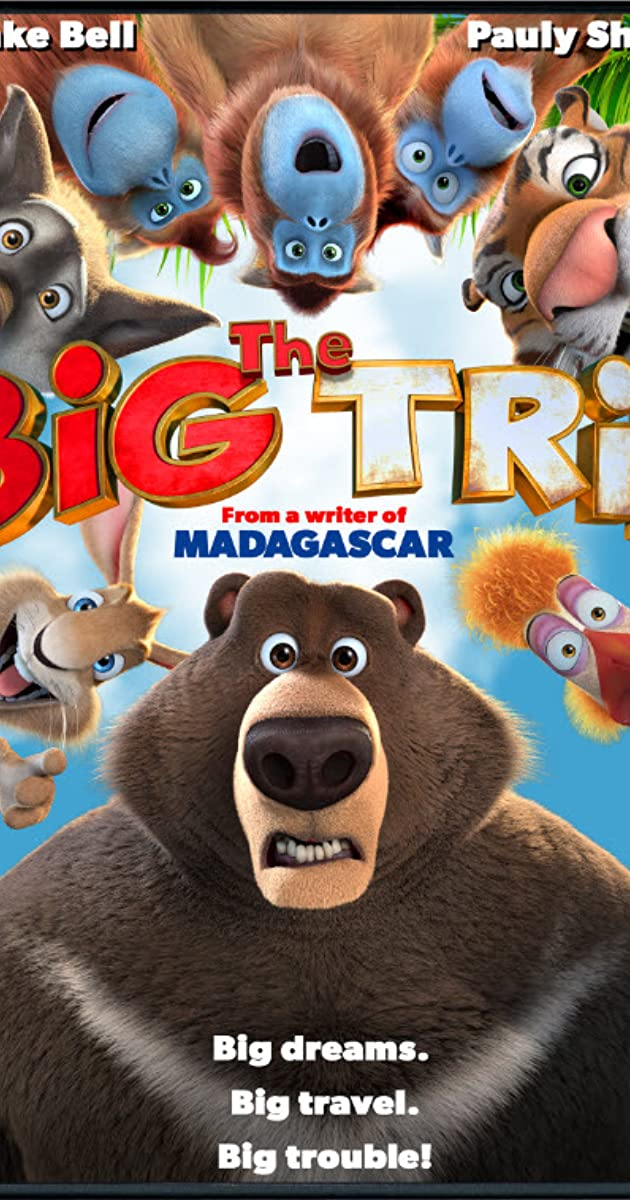 [Karibu] The.Big.Trip.2019 XviD Dubbing PL