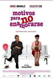 Motivos para no enamorarse Poster