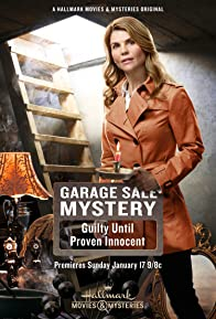 Primary photo for Garage Sale Mystery: Guilty Until Proven Innocent