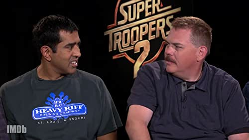 What to Watch on 4/20 With the Cast of 'Super Troopers 2'