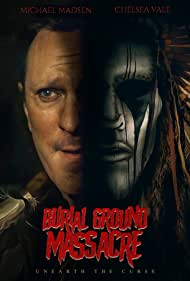 Michael Madsen in Burial Ground Massacre (2021)