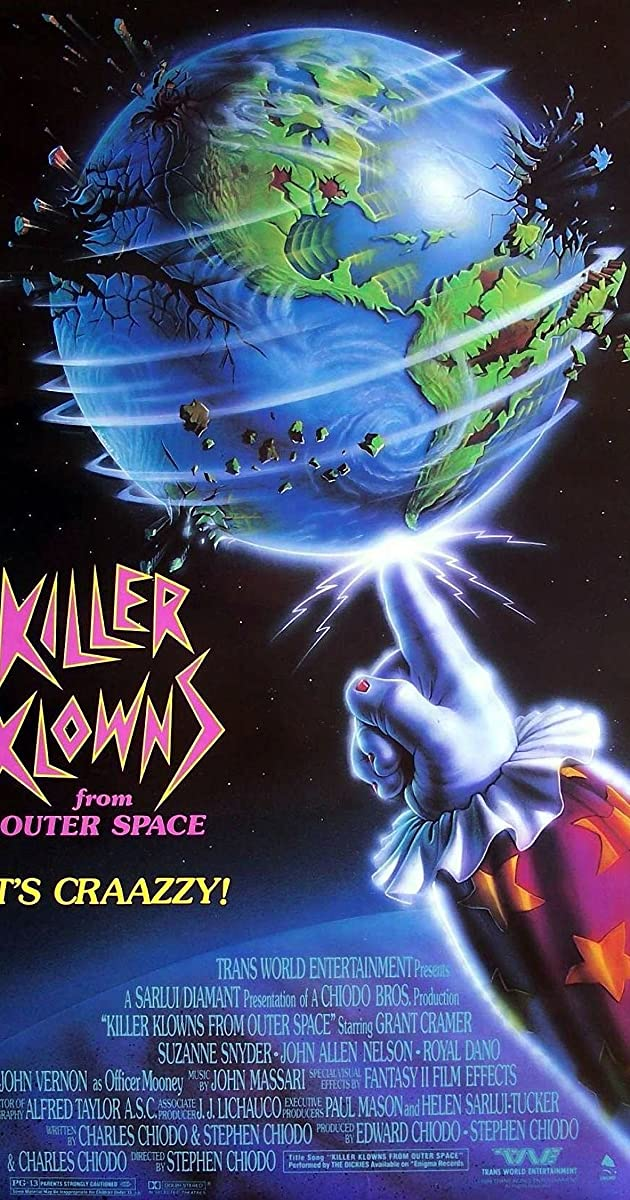 Subtitle of Killer Klowns from Outer Space