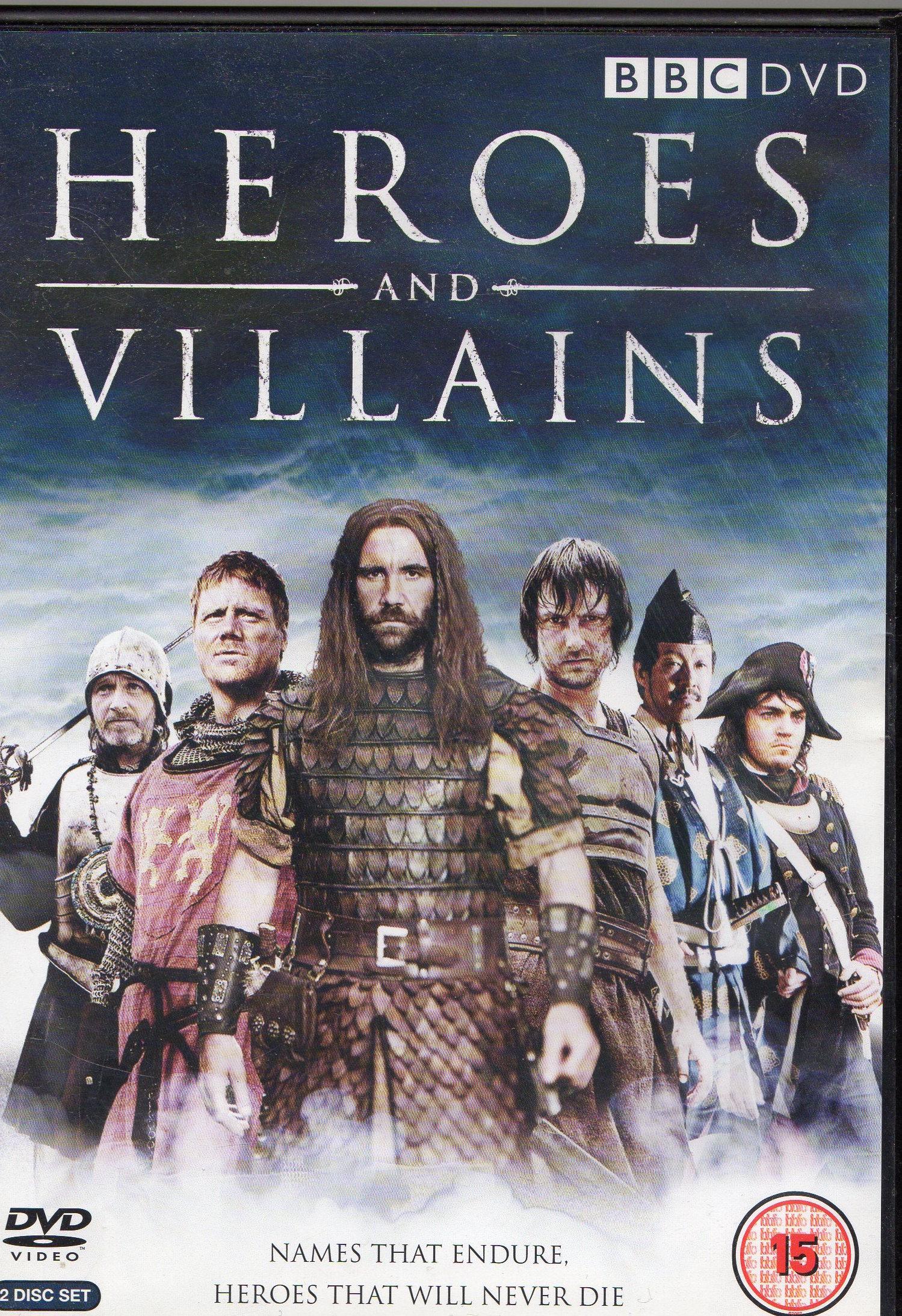 Heroes and Villains (TV Series 2007–2008) - IMDb