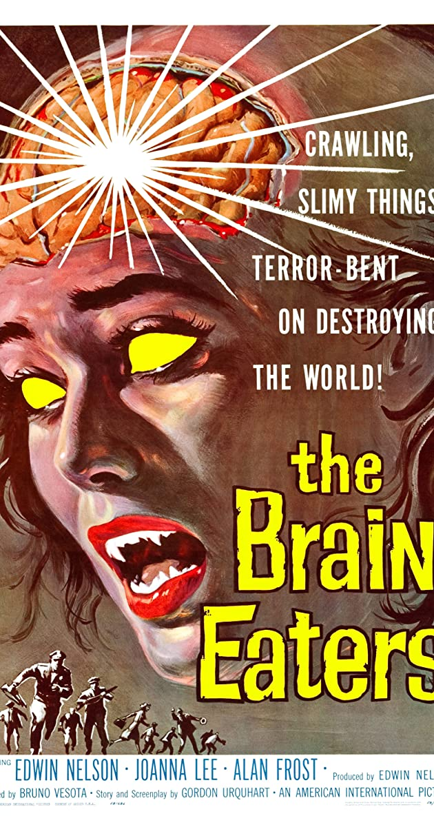 The Brain Eaters (1958) - The Brain Eaters (1958) - User