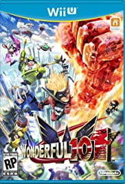 The Wonderful 101 Poster
