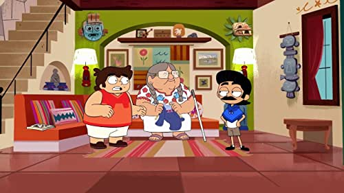 VICTOR & VALENTINO: It Grows
