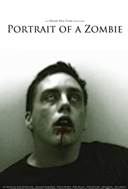 Portrait of a Zombie Poster