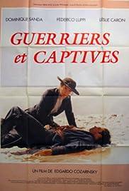 Guerriers et captives Poster