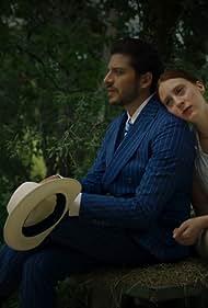 Dimitri Leonidas and Roxane Duran in Riviera (2017)
