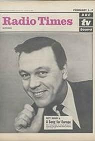 Matt Monro in A Song for Europe (1964)