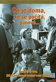 Co je doma, to se pocítá, pánové...(1980) Poster - Movie Forum, Cast, Reviews