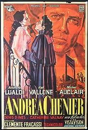 Andrea Chenier Poster